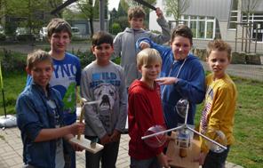Martin-Luther-Sekundarschule in Herten